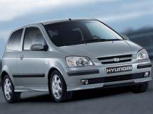 Hyundai Getz 1 поколение, 09.2002 - 09.2005, Хэтчбек 3 дв.