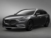 Mazda Mazda6 2-й рестайлинг 2019, универсал, 3 поколение