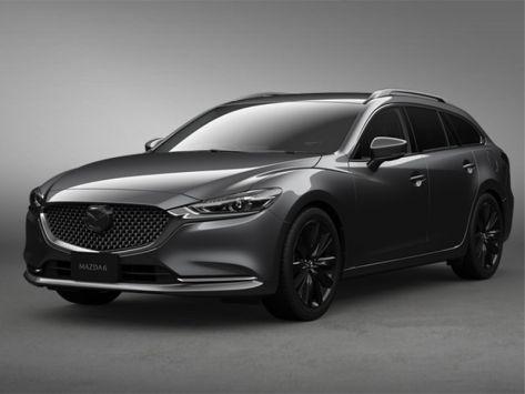 Mazda Mazda6  07.2019 -  н.в.