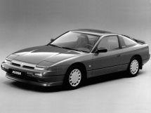 Nissan 200SX 1989, купе, 5 поколение, S13