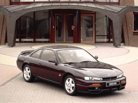 Nissan 200SX (S14) 06.1996 - 09.1999
