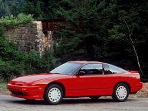 Nissan 240SX 1989, хэтчбек 3 дв., 1 поколение, S13