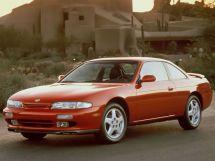 Nissan 240SX 1995, купе, 2 поколение, S14