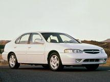 Nissan Altima рестайлинг 1999, седан, 2 поколение, L30