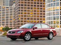 Nissan Altima рестайлинг 2004, седан, 3 поколение, L31