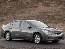 Nissan Altima рестайлинг 2009, седан, 4 поколение, L32