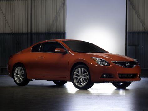 Nissan Altima (U32) 02.2009 - 01.2013