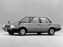 Nissan Auster 1981, седан, 2 поколение, T11