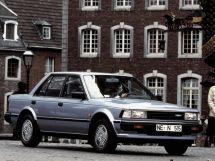 Nissan Bluebird 1984, седан, 7 поколение, U11