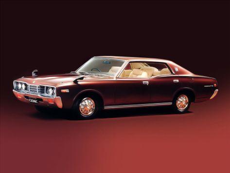 Nissan Cedric (330) 06.1975 - 05.1979