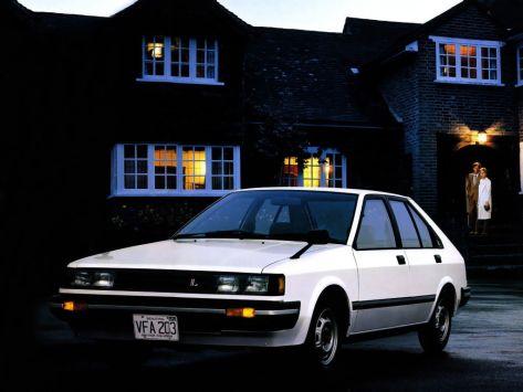 Nissan Langley  06.1982 - 09.1986