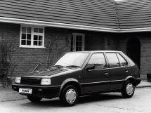 Nissan Micra 1985, хэтчбек 5 дв., 1 поколение, K10