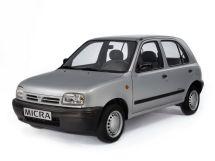 Nissan Micra 1992, хэтчбек 5 дв., 2 поколение, K11