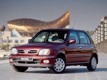 Nissan Micra рестайлинг 2000, хэтчбек 5 дв., 2 поколение, K11C