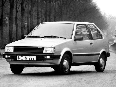 Nissan Micra (K10) 12.1982 - 07.1992