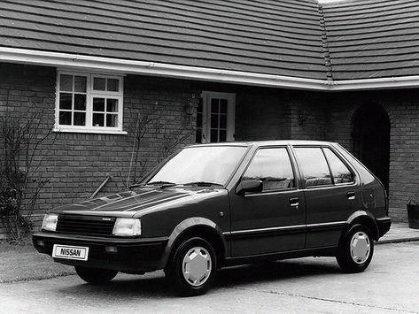 Nissan Micra (K10) 06.1985 - 07.1992
