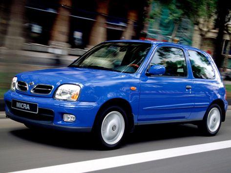 Nissan Micra (K11C) 09.2000 - 01.2003