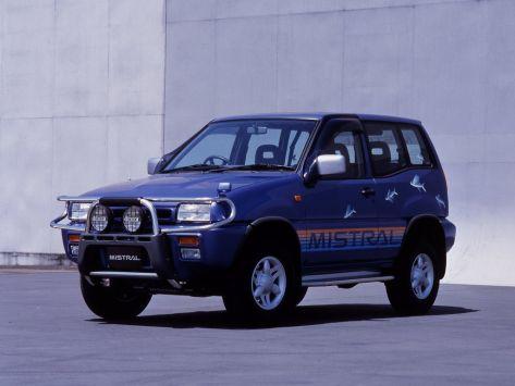 Nissan Mistral (R20) 02.1996 - 12.1996
