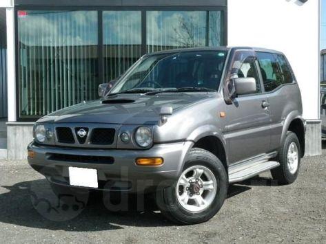 Nissan Mistral (R20) 01.1997 - 02.1999