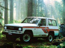 Nissan Patrol 1979, джип/suv 3 дв., 3 поколение, K160