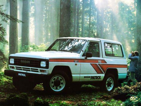 Nissan Patrol (K160) 11.1979 - 02.1989