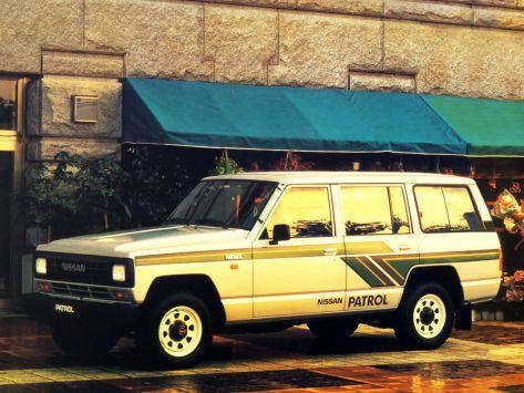 Nissan Patrol (K260) 03.1986 - 06.1994