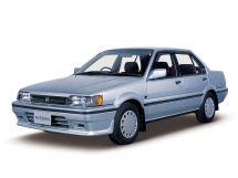 Nissan Pulsar рестайлинг 1988, седан, 3 поколение, N13