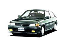 Nissan Pulsar рестайлинг 1988, хэтчбек 3 дв., 3 поколение, N13