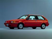 Nissan Pulsar 1986, хэтчбек 3 дв., 3 поколение, N13
