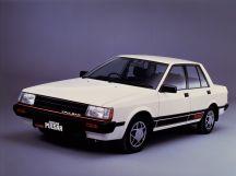 Nissan Pulsar 1982, седан, 2 поколение, N12