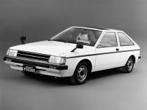 Nissan Pulsar 1982, хэтчбек 3 дв., 2 поколение, N12