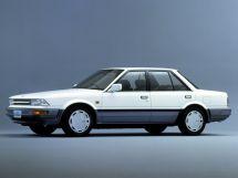Nissan Stanza 1986, седан, 3 поколение, T12
