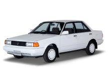Nissan Sunny рестайлинг 1987, седан, 6 поколение, B12