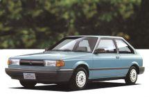 Nissan Sunny рестайлинг 1987, хэтчбек 3 дв., 6 поколение, B12