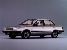 Nissan Sunny рестайлинг 1983, седан, 5 поколение, B11