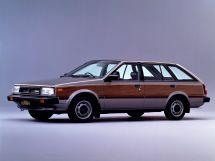 Nissan Sunny California рестайлинг 1983, универсал, 2 поколение, B11