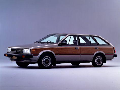 Nissan Sunny California (B11) 10.1983 - 08.1985