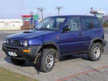 Nissan Terrano II рестайлинг 1996, джип/suv 3 дв., 1 поколение, R20