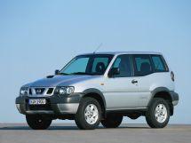 Nissan Terrano II 2-й рестайлинг 1999, джип/suv 3 дв., 1 поколение, R20