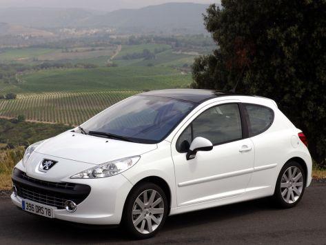 Peugeot 207  03.2006 - 06.2009