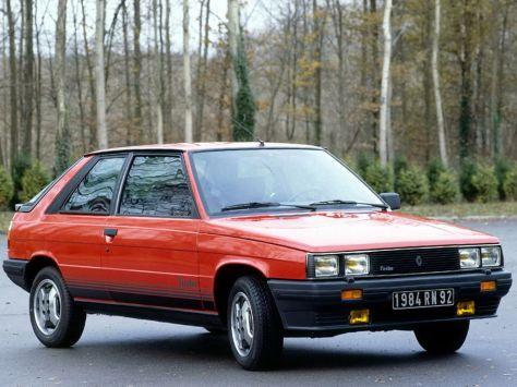 Renault 11 (R11) 02.1983 - 09.1986