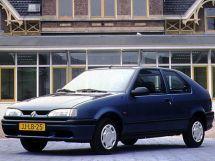 Renault 19 рестайлинг 1992, хэтчбек 3 дв., 1 поколение, C53