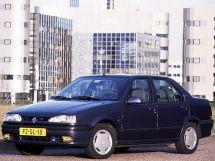 Renault 19 рестайлинг 1992, седан, 1 поколение, L53