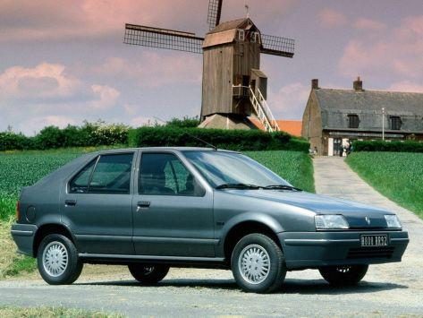 Renault 19 (B53) 06.1988 - 03.1992
