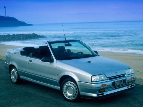 Renault 19 (D53) 09.1990 - 03.1992
