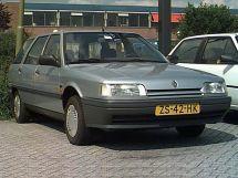 Renault 21 рестайлинг 1989, универсал, 1 поколение, K48