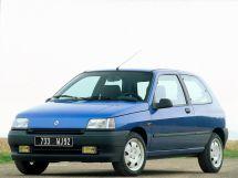 Renault Clio 1990, хэтчбек 3 дв., 1 поколение, C57