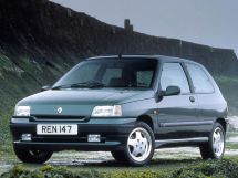 Renault Clio рестайлинг 1994, хэтчбек 3 дв., 1 поколение, C57