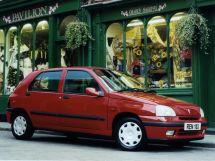 Renault Clio 2-й рестайлинг 1996, хэтчбек 5 дв., 1 поколение, B57