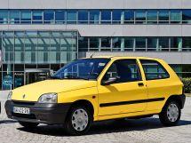 Renault Clio 2-й рестайлинг 1996, хэтчбек 3 дв., 1 поколение, C57